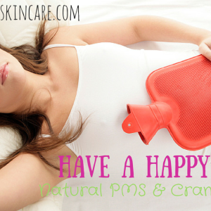 Have a Happy Period| Natural PMS & Cramp Support | http://2momsnaturalskincare.com