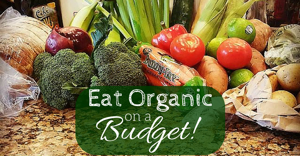 Eating Organic Food On A Budget