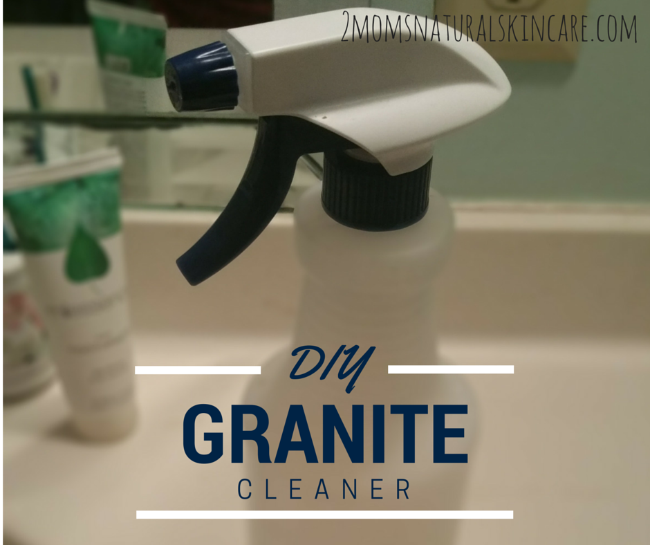 how to clean granite naturally