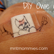DIY Owie Cream| Neosporin Alternative | mntmommies.com